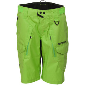Zimtstern Lofzz Bike Shorts Women Lime